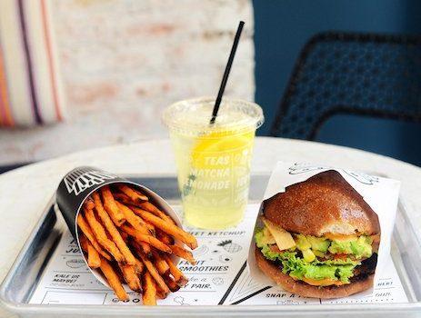 Healthy fast food   NYC best eat