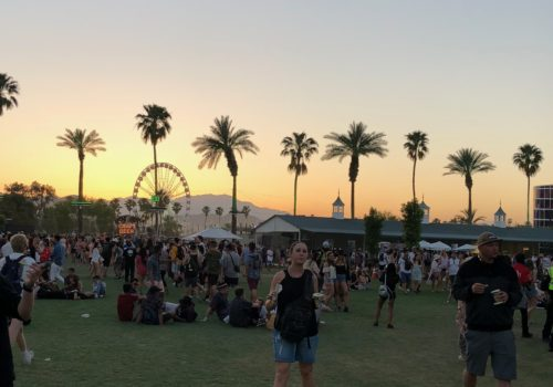 What To Expect When You're Expecting | Coachella 2018