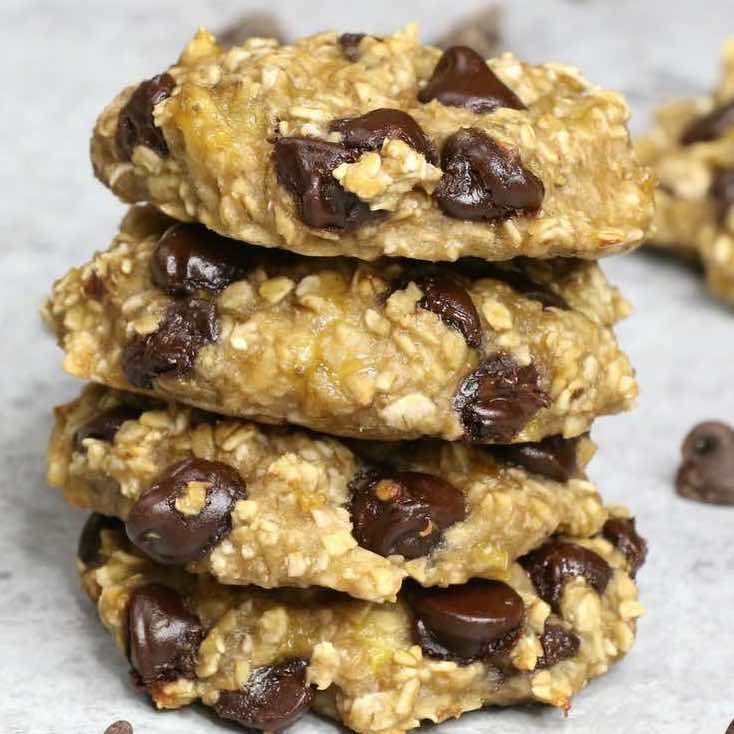 3 Ingredient (Healthy) Biscuits