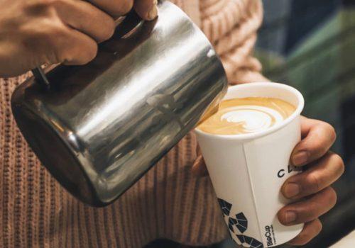 Oat Lattes: The Healthiest Latte..?