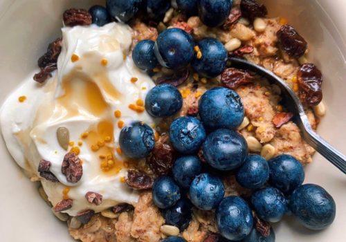 5 Healthy Foods To Combat Stress